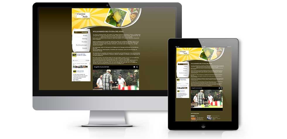 Professionelle Webseite inkl. Webdesign
