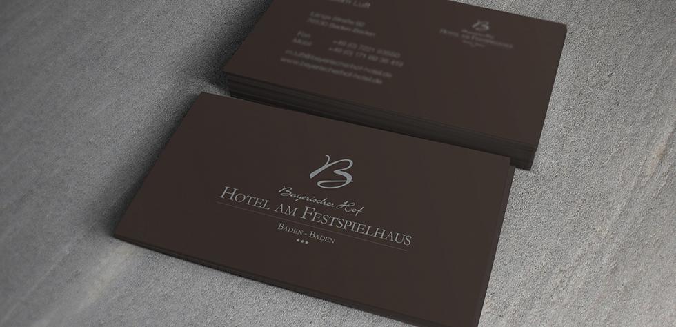Hotel Bayerischer Hof Baden-Baden
