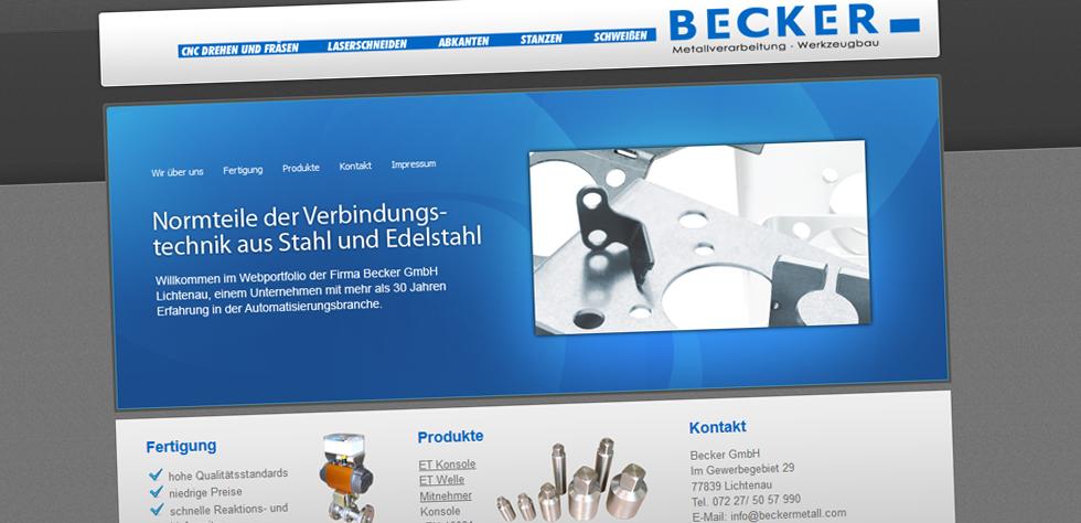 Becker Metall GmbH