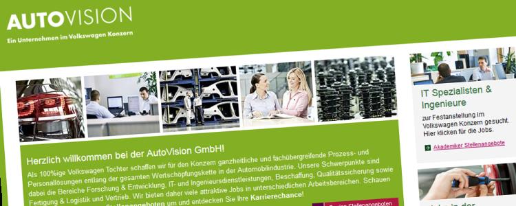 Die Autovision GmbH ist einer der führenden Personaldienstleister national und international aktiv. Dafür sucht das Unternehmen Mitarbeiter, die und unsere Kunden souverän unterstützen.  Unser Leistungsportfolio ist vielfältig, da wir für zahlreiche Unternehmen in verschiedenen Zukunftsbranchen arbeiten. Wir bieten Ihnen daher viele attraktive Jobs in unterschiedlichen Arbeitsbereichen  Für die Autovision Niederlassung in Rastatt hat unser Team die Infrastruktur für die IT Systeme neu aufgebaut und…. mehr lesen…..