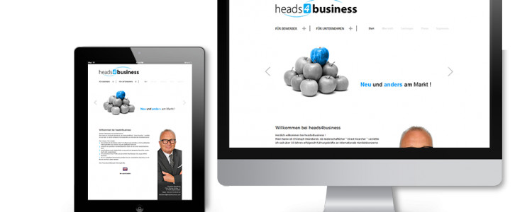 Die Firma heads4business mit Sitz in Baden-Baden betreut mittelständische- und Großunternehmen im Bereich Personalsuche. Dabei geht die Arbeit weit über das reine Recruiting von Fach- und Führungskräften hinaus und ermöglicht es Unternehmen, die Dienste auch bei der Entwicklung des Potentials der Mitarbeiter und potenziellen Bewerbern in Anspruch zu nehmen.  Nach erfolgreicher Zusammenarbeit im Bereich EDV Service und der Einrichtung verschiedener IT…. mehr lesen…..