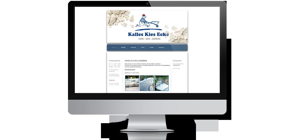 Kalles Kies Ecke – Karl-Heinz Hirth