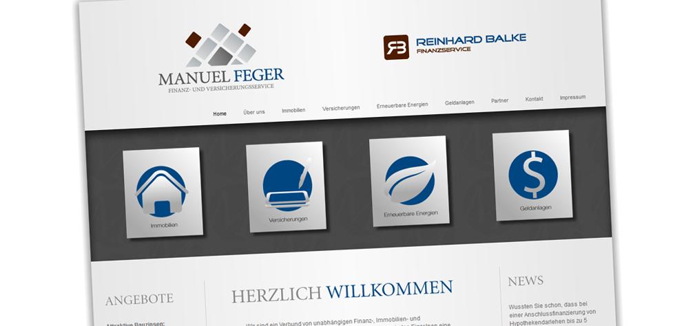 Manuel Feger – Finanz- und Versicherungsservice