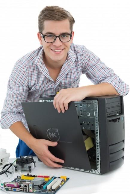 Computer Service vom PC Spezialisten. Wir betreuen Ihre IT Systeme und sorgen für eine sichere Infrastruktur.