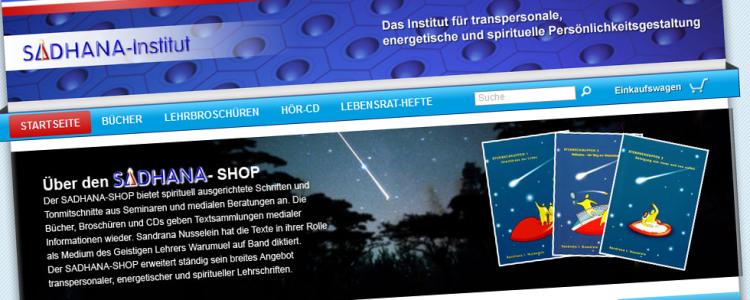 """Wir haben für das SADHANA Institut in Rastatt / Wintersdorf einen eigenen Onlineshop realisiert. Hierfür haben wir als Onlineshop Plattform OXID CE verwendet.  Das Layout Design wurde von uns eigens auf die Bedürfnisse des Kunden angefertigt. Dazu wurde ein individuelles Layout / Logo für den Print Bereich als auch das Webdesign des Onlineshops entwickelt.  Zusätzlich haben wir das Zahlungsmodul """"PayPal"""" angebunden, sodass alle…. mehr lesen….."""