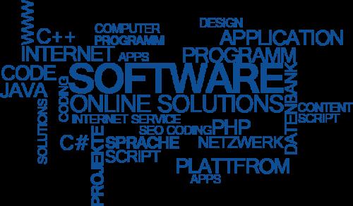Wir bieten die passende Software für Ihre Branche und Ihr Unternehmen