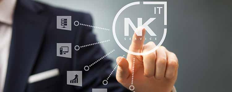 NK IT Service bietet Ihnen professionelle IT Dienstleistungen